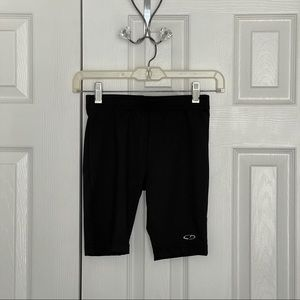 Youth C9 by Champion Black Spandex shorts Medium